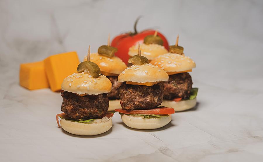 Beef Burger (12 pieces)