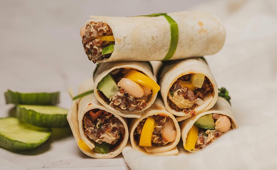 Quinoa Wrap (12 pieces)
