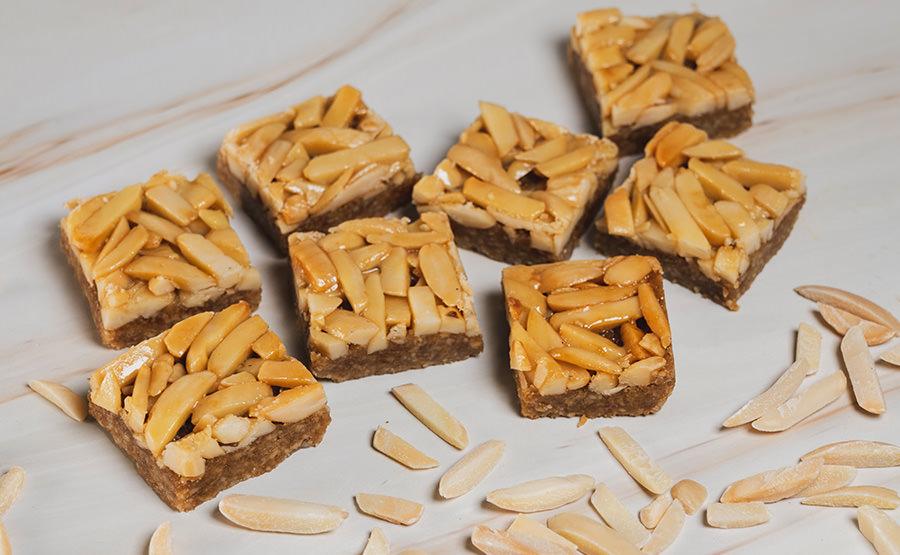 Almond Honey Biscuit (250g)