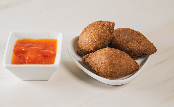 Kubba Bulgur With Meat (12 pieces)