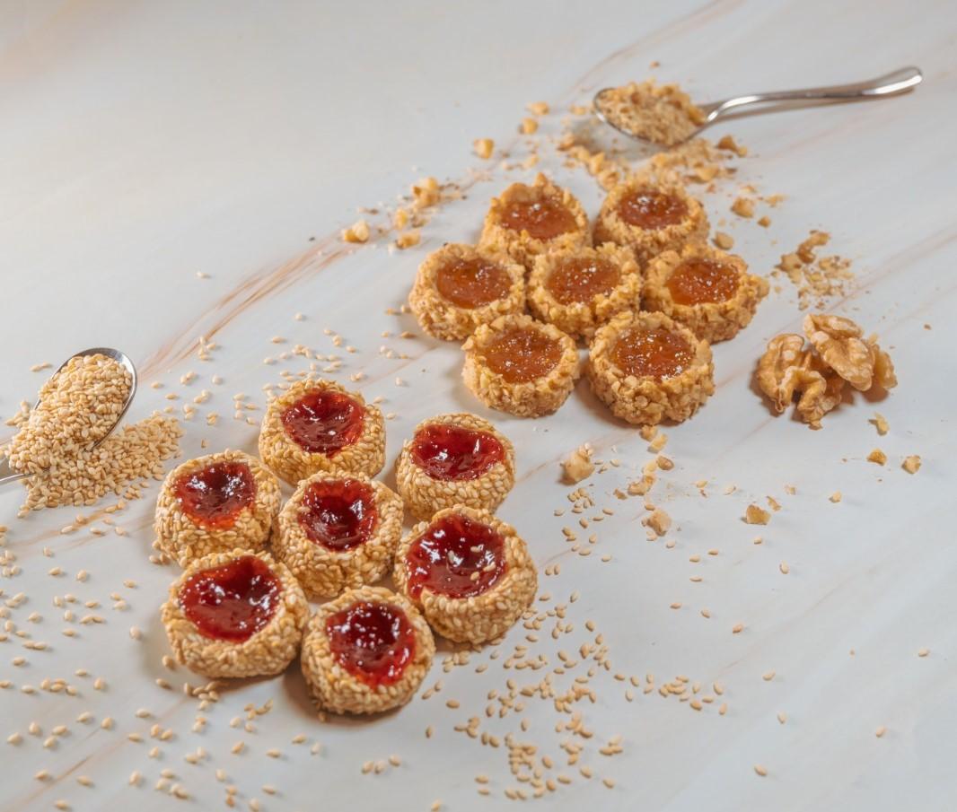 Thumbprint Cookies (250g)