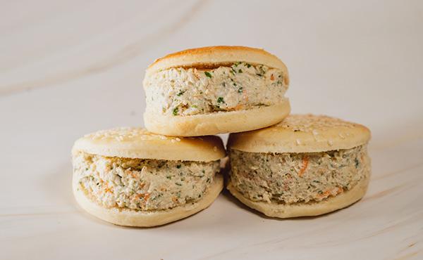 Chicken Mayo Sandwich (12 pieces)